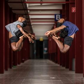 Dance Hybrid w Sade and Kristina Alleyne