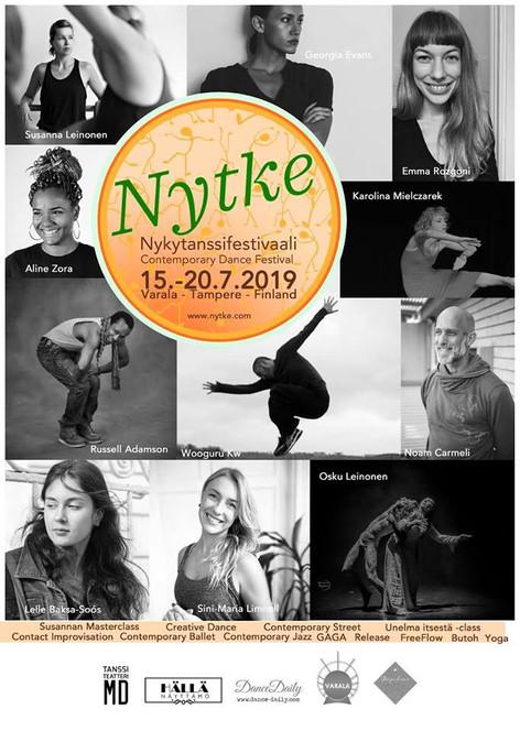 Nytke Contemporary Dance Festival