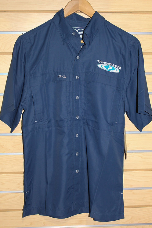 Navy Fishing Shirt