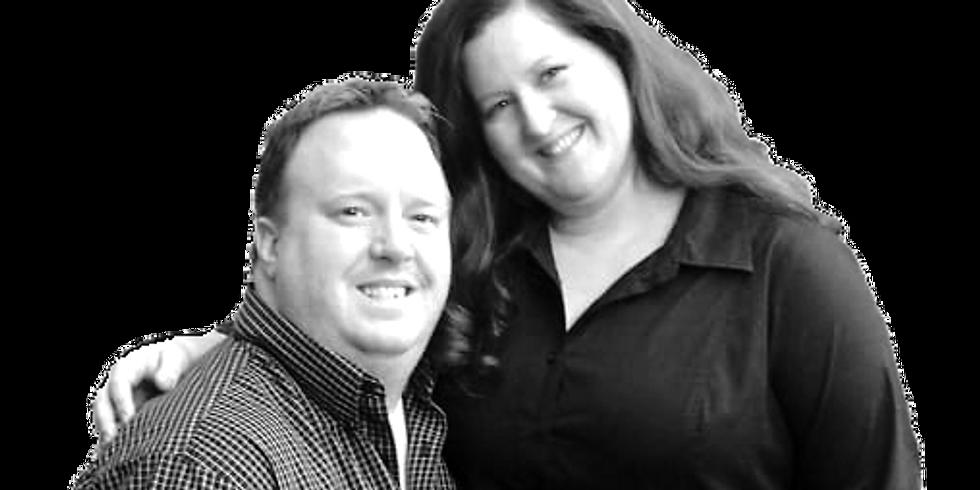David & Rachel: Prophetic Activation Workshop