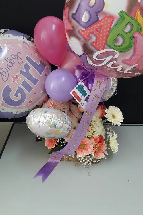 Flores para Bebés