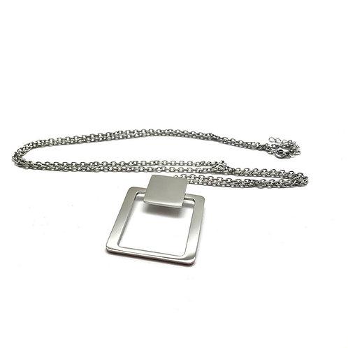 """Calliopée"" Long Necklace"