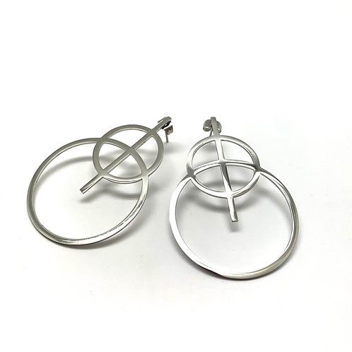 """Atlas"" Earrings"