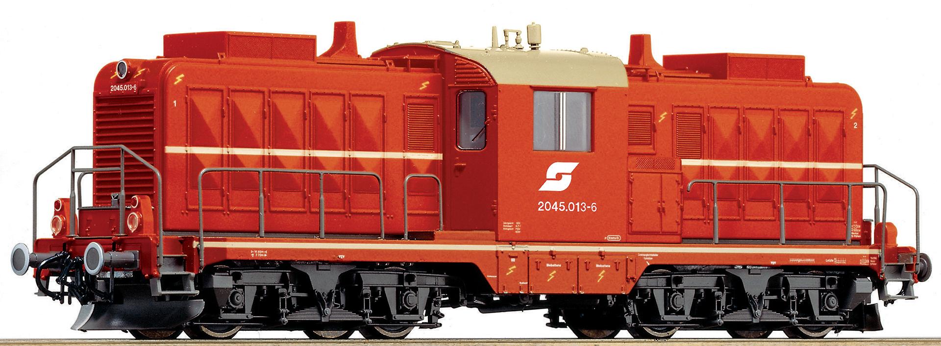 Diesel locomotive Rh 2045