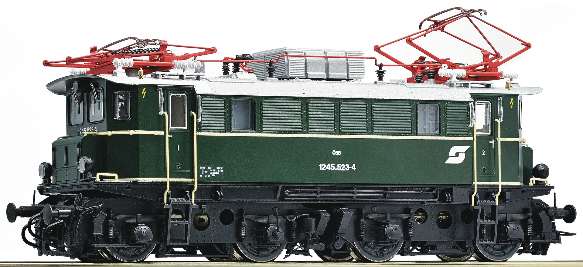 Electric locomotive series 1245