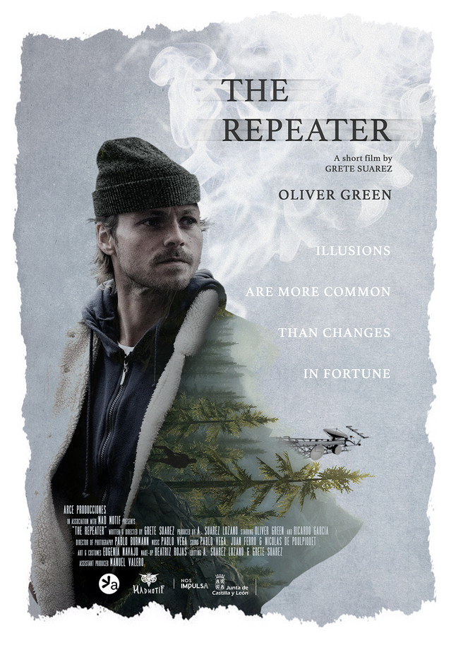 THE REPEATER SHORT STARTS PRE-PRODUCTION