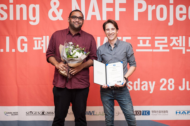 'MOGWAI' WINS BIG AT NAFF BIFAN