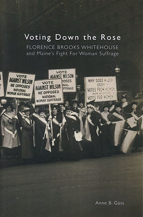 front cover of Voting Down the Rose