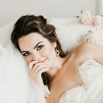 Photography: Condrean Photography; Planning, Design, Forals: Splendid Weddings and Events; Venue and Furniture: Room 1520; Bridal Gown and Accessories: Mignonette Bridal; Hair/Make-up: Rare Bird Beauties; Place Settings: Tablescapes