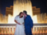 Wedding and Las Vegas Strip photo tour, Las Vegas, The Roving Reverend
