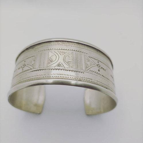 Bracelet bronze et léton