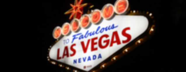 Famous Welcome to Fabulous Las Vegas sign