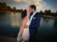 Sunset Park wedding, Las Vegas, The Roving Reverend