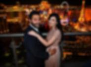 Private In-Room wedding, Las Vegas, The Roving Reverend