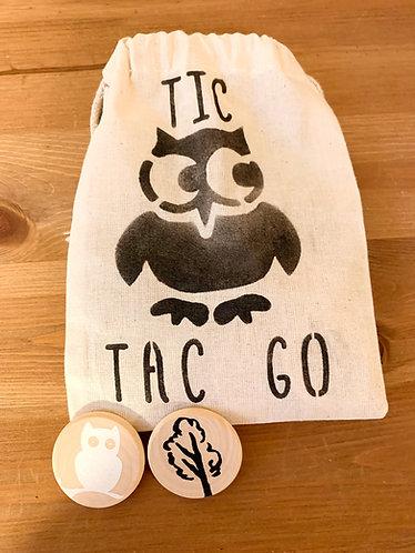 Tic Tac Go - Owl