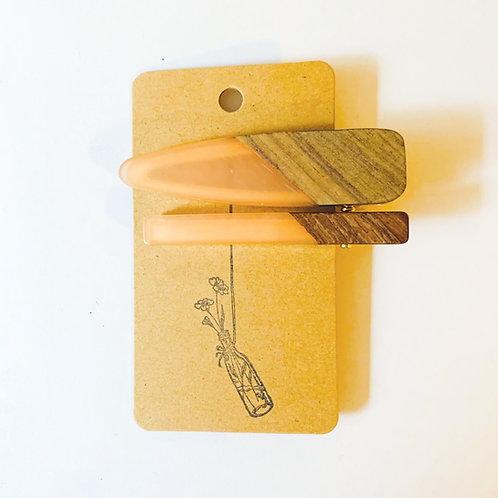 Quinault Hair Clip Set