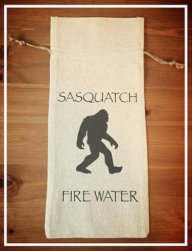 Walla Walla Wine Bag - Sasquatch Fire Water