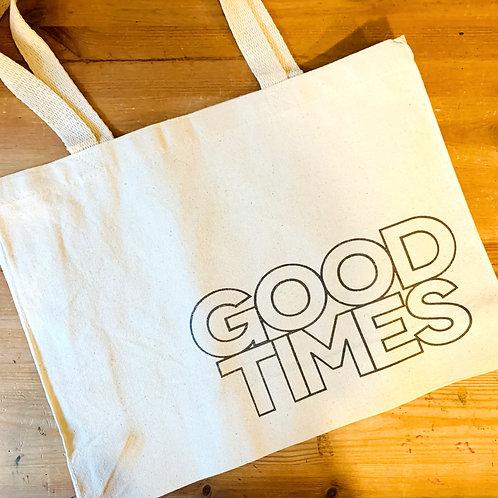 Westport Shopping Bag -Good Times