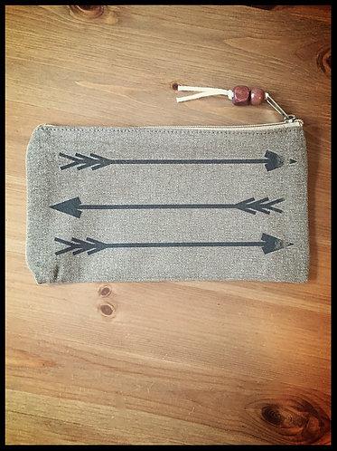 Olympic Pouch - Triple Arrow