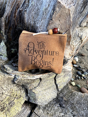 Mini Olympic Pouch -The Adventure Begins