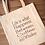 Thumbnail: Seaside Shopping Bag -Life/Whiskey