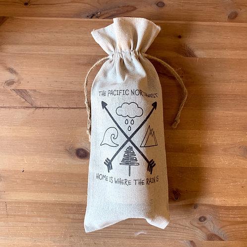 Walla Walla Wine Bag - Home Is Where