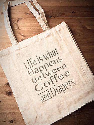 Seaside Shopping Bag -Life/Diapers