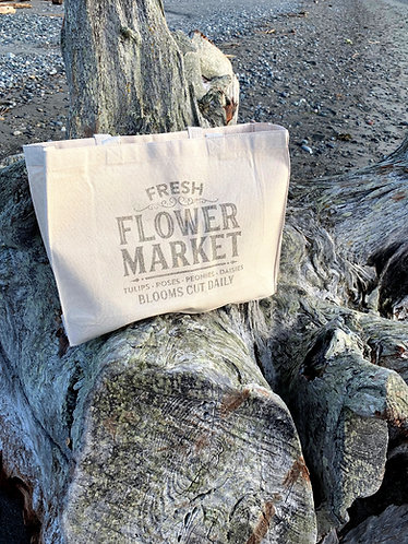 Westport Shopping Bag - Flower Market