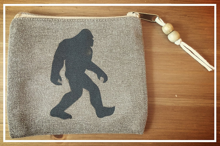 Mini Olympic Pouch - Sasquatch