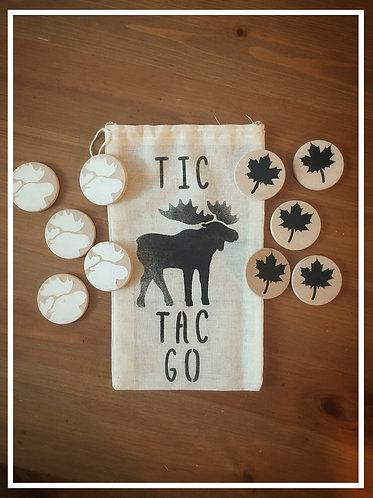 Tic Tac Go - Moose