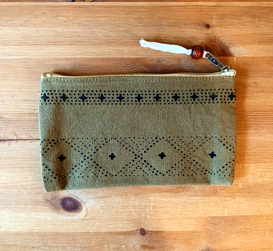 Olympic Pouch - Lace Row