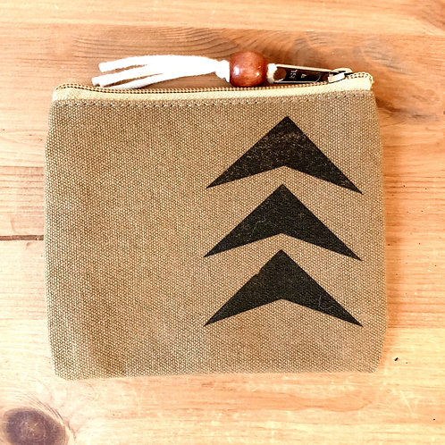 Mini Olympic Pouch - Enter Arrows