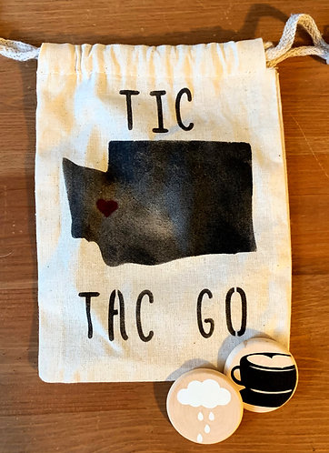 Tic Tac Go - Washington State