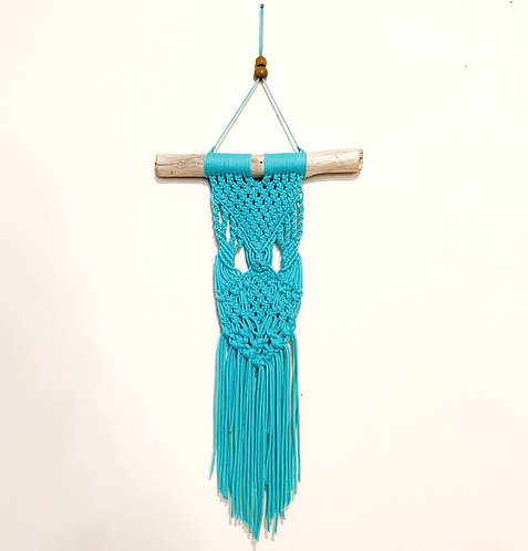 Sound Wave Macrame Wall Hanging