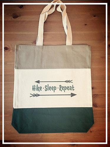 Nob Hill Shopping Bag - Hike Sleep Repeat