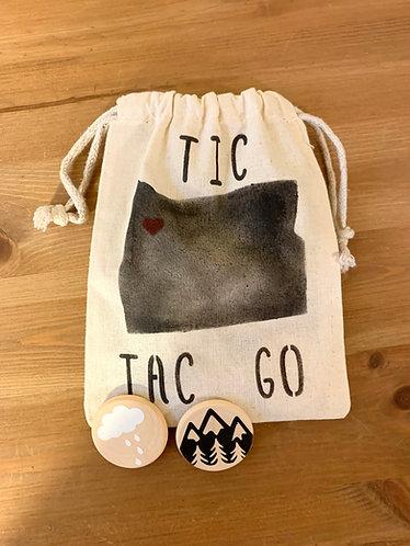 Tic Tac Go - Oregon State