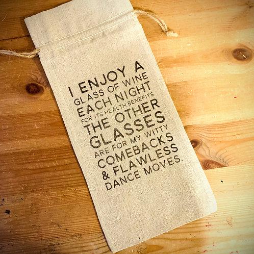 Walla Walla Wine Bag - Enjoy Wine