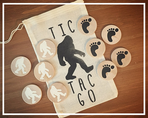 Tic Tac Go - Bigfoot