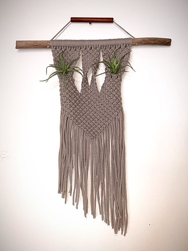 Cottage Grove Macrame Wall Hanging