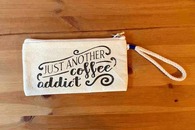 Pinehurst Wristlet - Coffee Addict