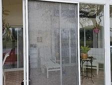 sliding screen door rescreening