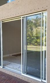recent sliding door repair