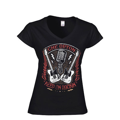 Che Orton Official Women's T-Shirt (Colour)