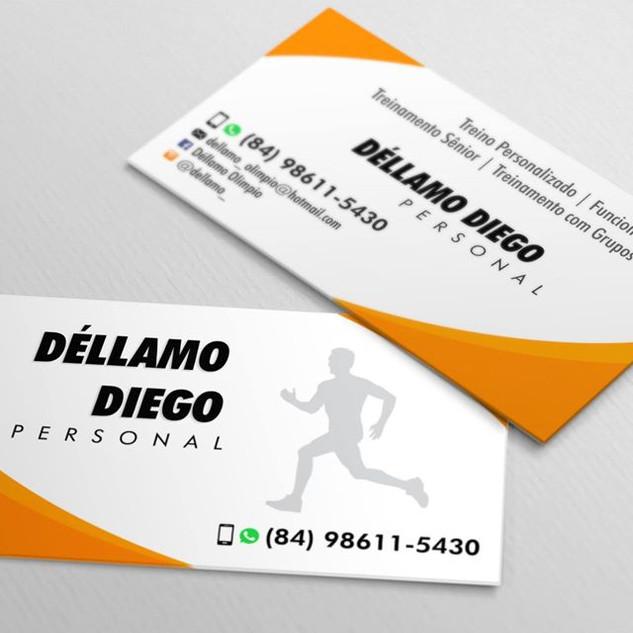 Déllamo Diego Personal