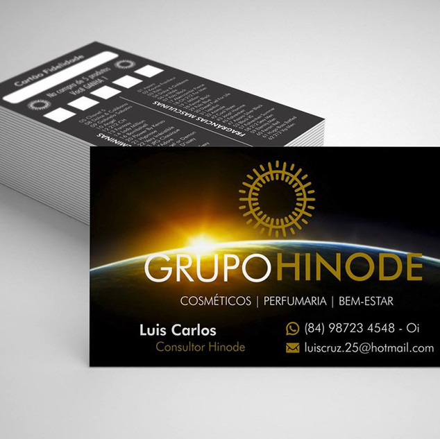 Grupo Hinode Luis Carlos