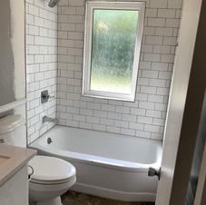 Bathroom update
