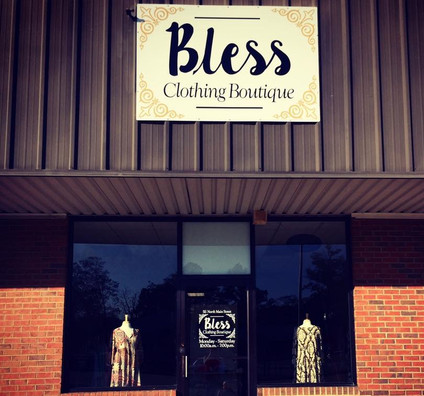 Bless Clothing Boutique