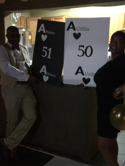 Andre and Urillia Birthday Party