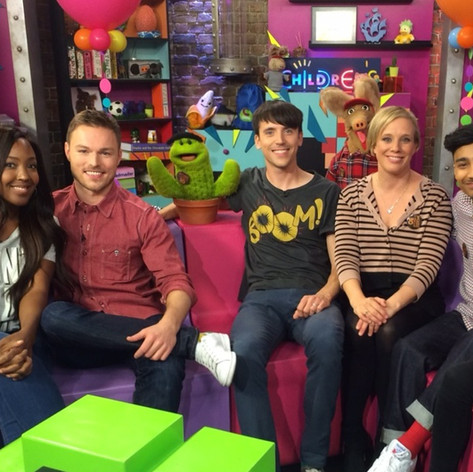 CBBC 30th anniversary