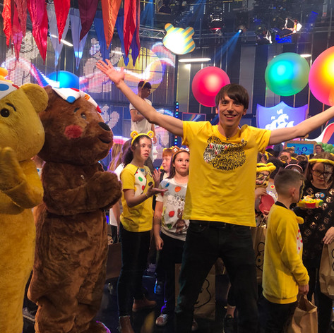 Blue Peter Children In Need Special